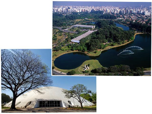 Parque do Ibirapuera, o melhor de todos  ||  Créditos: Divulgação