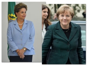 Por dentro da visita de Angela Merkel a Dilma Rousseff