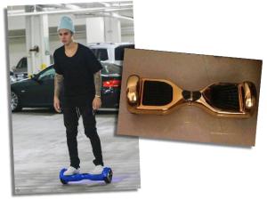 Brinquedo preferido de Justin Bieber ganha versão em ouro
