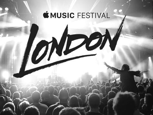 Apple Music Festival: menos dias e transmissão em todos os iGadgets da maçã. || Créditos: Reprodução/Facebook