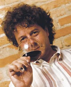 Picchi arma jantar com Philippe Pacalet, expert em vinhos da Borgonha