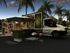 Fashion Truck da Vogue Eyewear vai rodar o Brasil