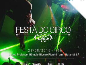 Festa do Circo desembarca em São Paulo em lugar inusitado