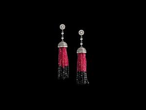 Desejo do Dia: encontro de pedras preciosas nos brincos da Frattina