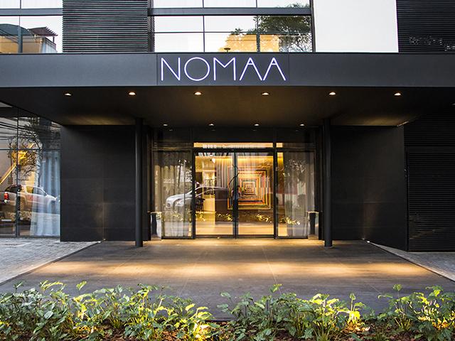 Nomaa Hotel: primeiro hotel 5 estrelas de Curitiba || Créditos: Divulgação