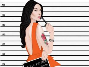 Estilista cria croquis com personagens de Orange Is The New Black