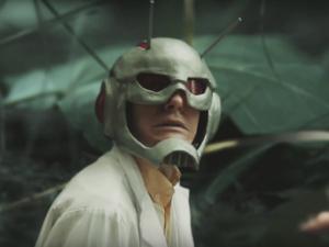 """E se """"Homem-Formiga"""" fosse dirigido por Werner Herzog?"""