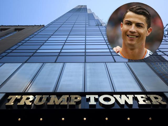 Trump Tower: a nova casa de CR7 em Nova York || Créditos: Getty Images
