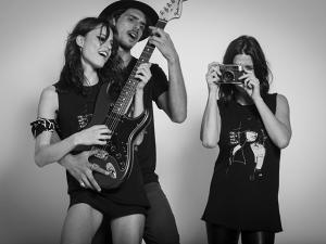 Giuliana Romanno assina camisetas para os 30 anos de Rock in Rio