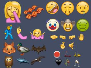 Nova lista de emojis pode incluir parceiro para a dançarina. Oi?