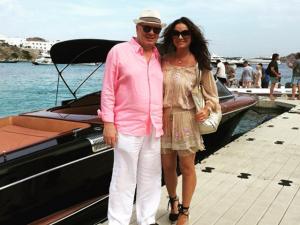 Turquia e Grécia: as férias de Luiza Brunet e Lírio Parisotto