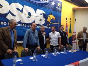 Por dentro da inscrição de João Doria Jr. para as prévias do PSDB