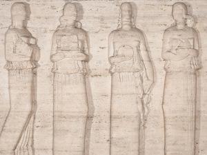 Placas de mármore de Brecheret inéditas serão expostas no MuBE