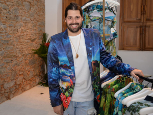 Thomaz Azulay compara sua nova marca com Blue Man e desafia crise