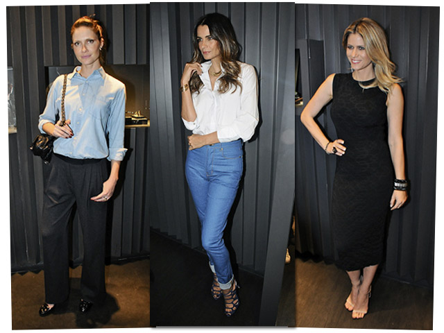 Ana Claudia Michels, Fernanda Motta e Didi Wagner || créditos: Bruna Guerra