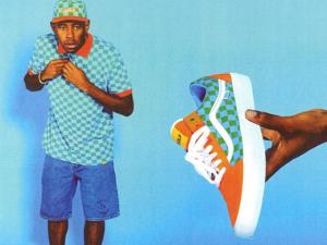Rapper Tyler, The Creator volta a ser o queridinho da Vans