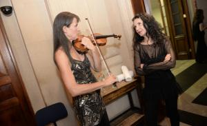 Viktoria Mullova e Katia Labèque se apresentaram na Sala São Paulo
