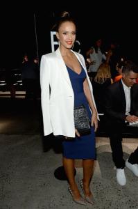 Confira os famosos que estão dando o ar da graça na Semana de Moda de NY