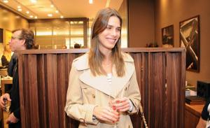 Os convidados da abertura da nova boutique Frattina no Shopping Iguatemi