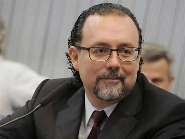 O presidente da Comissão de Direitos Humanos da assembleia paulista, Carlos Bezerra Jr.