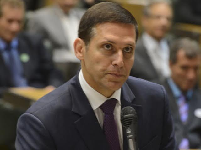 O presidente da Assembléia Legislativa, Fernando Capez || Créditos: Divulgação