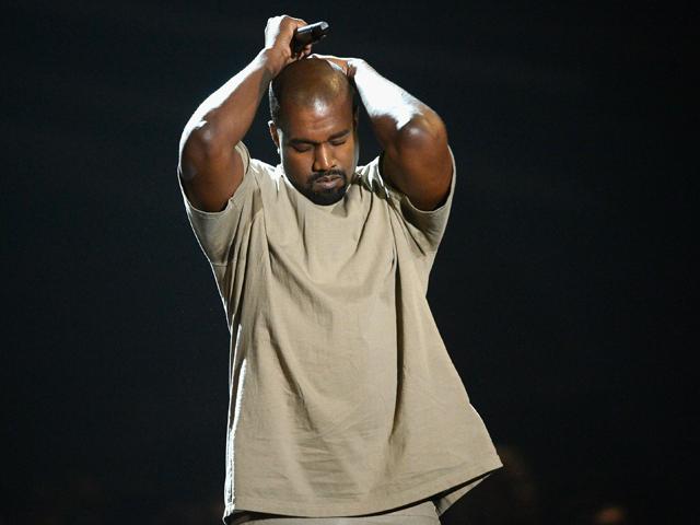Kanye West não está para brincadeira