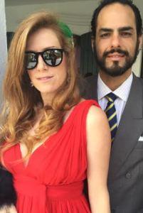 Chegou Enzo, o primeiro filho de Paula Goldman e Fernando Scarpa
