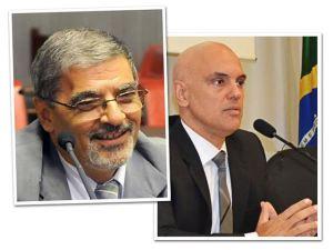 Alexandre de Moraes incomoda em jantar das prévias do PSDB