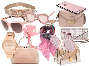 Da moda à decoração, 65 produtos para se jogar no rosa quartzo, a cor do verão