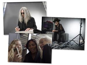 Yoko Ono e Patti Smith no Calendário Pirelli 2016? Sim, sim!