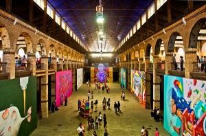 Quinta edição da ArtRua no Rio tem espaço dedicado a SP