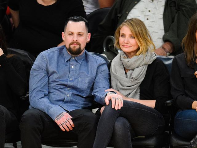 Cameron Diaz e : grávidos    Créditos: Getty Images