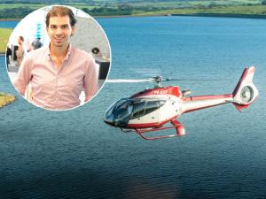 Francisco Abdalla investe em empresa de táxi aéreo com frota poderosa