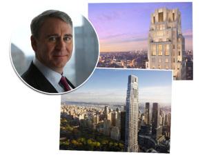 Bilionário americano paga R$ 770 milhões por cobertura em NY