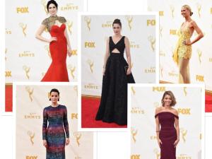 O tapete vermelho do Emmy Awards 2015 ferveu! A cobertura aqui!