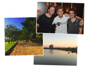 Trio de DJs BHM entrega playlist de esquenta para o Helvetia Sunset