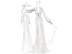 Ivete vai usar vestido cravejado de cristais no Prêmio Multishow