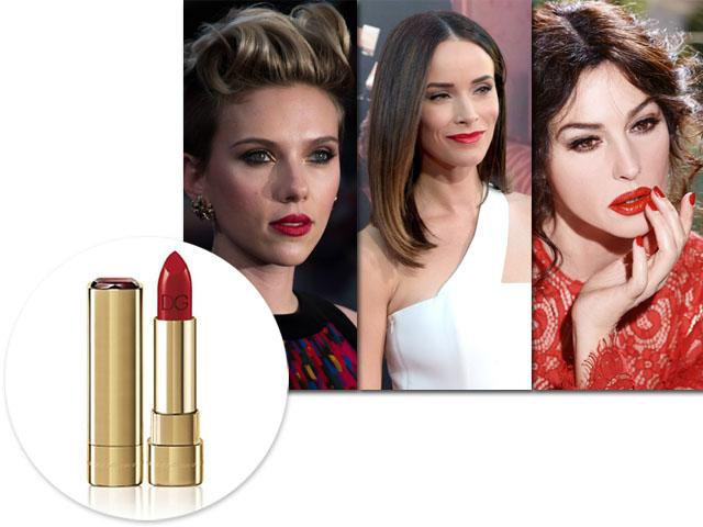 Devil, D&G. Scarlett Johansson, Abigail Spencer e Monica Bellucci || Créditos: Divulgação/Getty Images