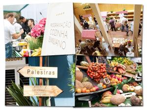 Hotel Emiliano arma dia dedicado à gastronomia e palestras livres