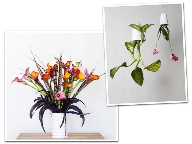 Buquês de flores da Fulô na Amoreira || Créditos: Divulgação