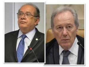 Gilmar Mendes e Lewandowski são confirmados em eventos de João Doria