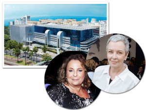 Bate-papo sobre estilo com Joyce Pascowitch e Patricia Zuffa em Salvador