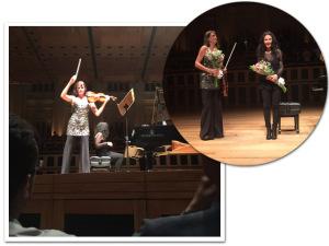 Katia Labèque e Viktoria Mullova em noite inesquecível na Sala São Paulo