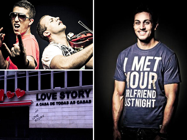 Love Story comemora seus 24 anos