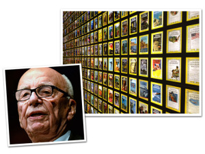 A polêmica compra da National Geographic por Rupert Murdoch