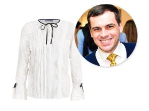 Sandro Barros lança coleção-cápsula de camisas com a Shop2gether