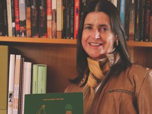 Tarsilinha do Amaral lança livro com nova tese sobre a criação do Abaporu