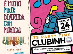 Agência Reunion arma venda promocional para o agito #ErreJotaNoClubinho