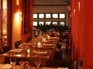 Noite afrodisíaca esquenta restaurante nos Jardins neste sábado