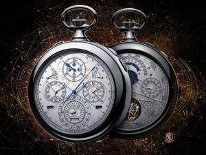 Vacheron Constantin apresenta relógio poderoso e exclusivo